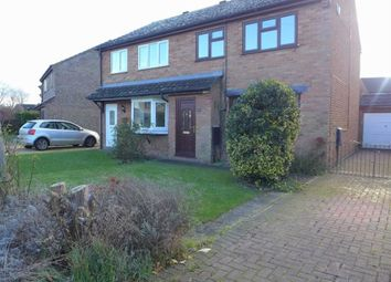 Thumbnail 3 bed semi-detached house to rent in Spring Court, Welton, Lincoln