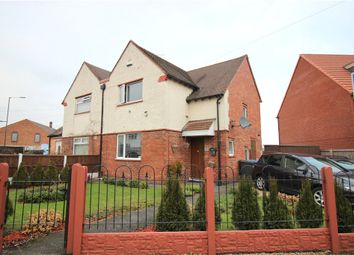 Thumbnail 3 bed semi-detached house for sale in Crowshaw Street, Derby