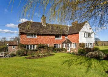 Thumbnail 4 bed detached house for sale in West Riddens Farm, Ansty, West Sussex