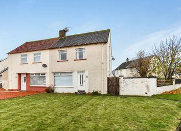 Thumbnail 3 bed semi-detached house for sale in Rowanbank Road, Prestwick