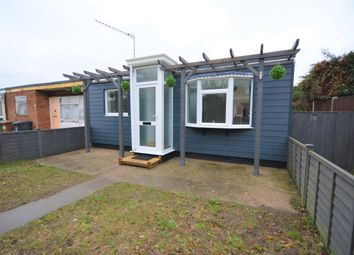 Thumbnail 2 bed terraced bungalow for sale in Bishops Walk, Hopton, Great Yarmouth
