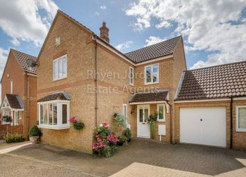 Thumbnail 4 bedroom detached house for sale in Gable Thorne, Wavendon Gate, Milton Keynes