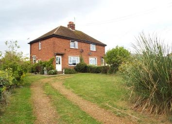 Thumbnail 3 bed semi-detached house for sale in Sedgeford, Hunstanton, Norfolk