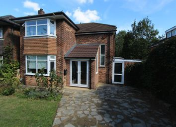 Thumbnail 3 bedroom detached house for sale in Spring Crescent, Southampton