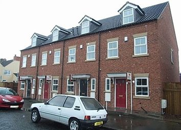 Thumbnail 3 bed property to rent in Market Street, Church Gresley, Derbyshire
