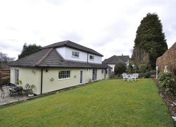 Thumbnail 4 bedroom detached house for sale in Woodend Lane, Stalybridge