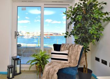 Thumbnail 4 bed semi-detached house for sale in Turnchapel 539, Turnchapel Wharf, Plymstock, Devon