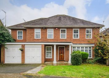 Thumbnail 5 bed property to rent in Oakhill Avenue, Pinner