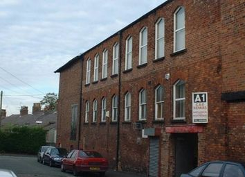Thumbnail Commercial property to let in Unit 12, Brook Street Mill, Parker Street, Macclesfield
