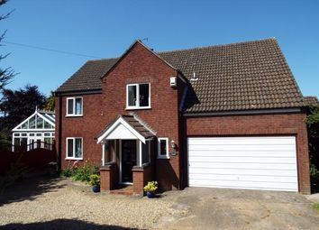 Thumbnail 4 bed detached house for sale in Roughton, Norwich, Norfolk