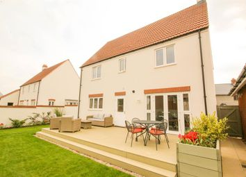Thumbnail 4 bedroom detached house for sale in Cranesbill Crescent, Charfield