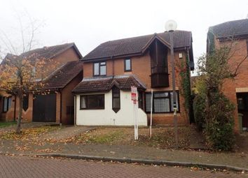 Thumbnail 5 bedroom detached house for sale in Cruickshank Grove, Crownhill, Milton Keynes