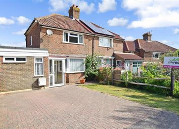 3 bed semi-detached house for sale in Highdown Road, Lewes, East Sussex BN7