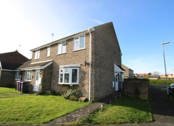Thumbnail 3 bedroom end terrace house for sale in Edmunds Road, Cranwell Village, Sleaford
