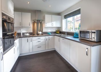 Thumbnail 2 bed end terrace house for sale in Russell Grove, Werrington, Staffordshire