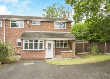 Thumbnail 3 bed semi-detached house for sale in The Drive, Barwell, Leicester