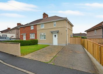 Thumbnail 3 bedroom semi-detached house for sale in Wrington Crescent, Bedminster Down, Bristol