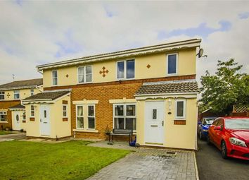 Thumbnail 4 bed semi-detached house for sale in Simmons Way, Clayton Le Moors, Lancashire