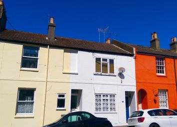 Thumbnail 1 bed flat for sale in Ewart Street, Brighton