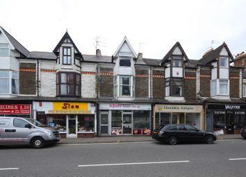Thumbnail 5 bed terraced house for sale in Crwys Road, Cathays, Cardiff