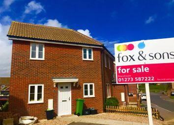 Thumbnail 2 bed flat for sale in Sarnia Close, Peacehaven