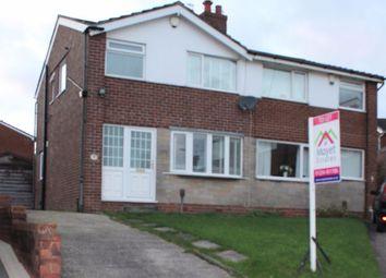 Thumbnail 3 bed semi-detached house to rent in Bradshaw Close, Blackburn