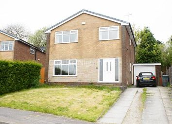 Thumbnail 4 bed detached house for sale in Heald Close, Rochdale, Greater Manchester.