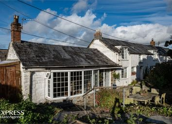 Thumbnail 3 bed semi-detached house for sale in Pendoggett, St Kew, Bodmin, Cornwall
