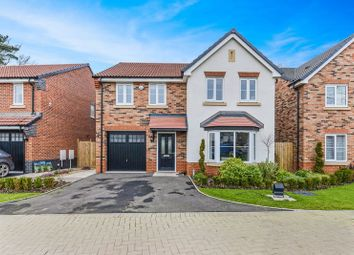 Thumbnail 4 bed detached house for sale in Overton Manor, Shaws Lane, Eccleshall, Stafford