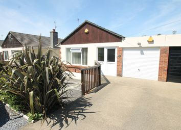 Thumbnail 3 bed link-detached house for sale in Overton Gardens, Mannamead, Plymouth