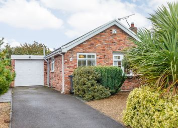 Thumbnail 2 bed bungalow for sale in Woolston Drive, Hough, Crewe