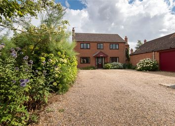 Thumbnail 4 bed detached house for sale in Mill Road, Bergh Apton, Norwich, Norfolk