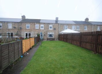 Thumbnail 2 bed terraced house for sale in Ninth Row, Ashington