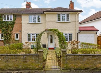 Thumbnail 3 bed semi-detached house for sale in Toynbee Road, London