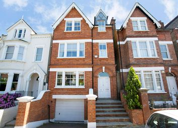 Thumbnail 5 bedroom semi-detached house to rent in Ellerker Gardens, Richmond