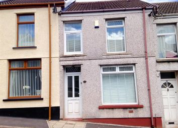 Thumbnail 2 bed terraced house to rent in Brynglas Street, Penydarren, Merthyr Tydfil