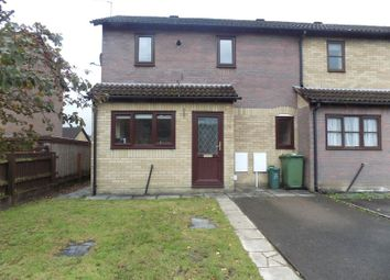 Thumbnail 2 bedroom link-detached house to rent in Chandlers Reach, Llantwit Fardre, Pontypridd