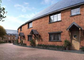 Thumbnail 3 bed terraced house for sale in Soby Mews, Pottery Road, Bovey Tracey, Devon