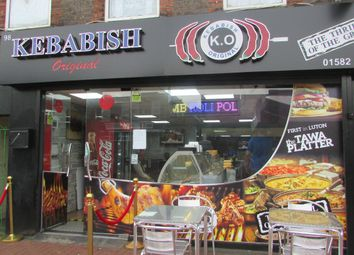 Thumbnail Restaurant/cafe to let in Dunstable Road, Luton, Bedfordshire