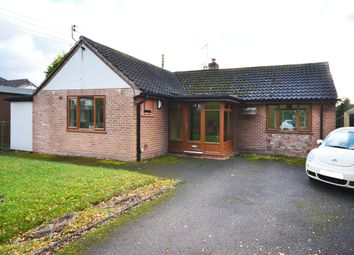 Thumbnail 2 bed detached bungalow to rent in Northwood Lane, Clayton, Newcastle-Under-Lyme