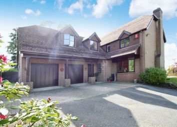 Thumbnail 4 bed detached house for sale in West End Road, West End, Southampton