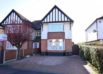 Thumbnail 4 bed semi-detached house for sale in Magdala Road, Cosham, Portsmouth, Hampshire