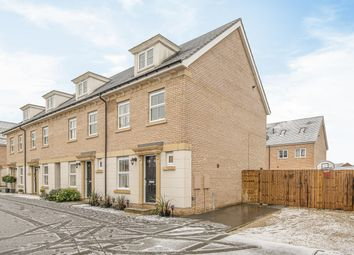 Thumbnail 4 bed end terrace house for sale in Miller Road, York