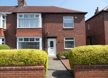 Thumbnail 2 bed flat to rent in Holm Green, Whitley Bay