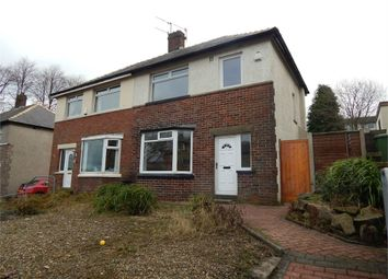 Thumbnail 3 bed semi-detached house for sale in Walverden Road, Nelson, Lancashire