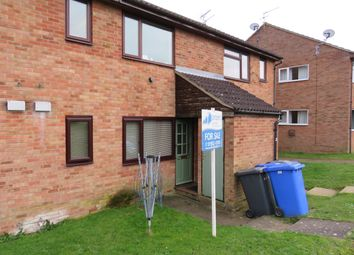 Thumbnail 1 bedroom flat to rent in Field View Gardens, Beccles