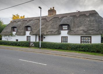 Thumbnail 4 bedroom detached house for sale in High Street, Rampton, Cambridge
