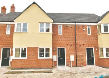 Thumbnail 3 bed terraced house for sale in Co-Op Close, Barwell, Leicester