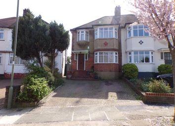 Thumbnail 3 bed semi-detached house for sale in Addington Drive, London