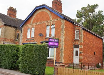 Thumbnail 2 bed semi-detached house for sale in Welby Lane, Melton Mowbray
